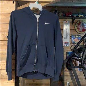 Men's Nike Hoodie Jacket Athletic Medium M